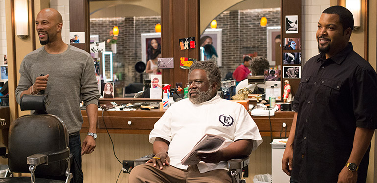 Mostly Positive Reviews for Barbershop: The Next Cut