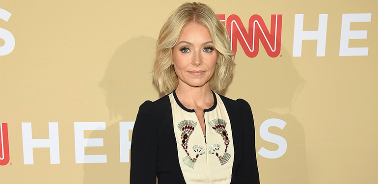 Kelly Ripa Returns to Live With an Important Message