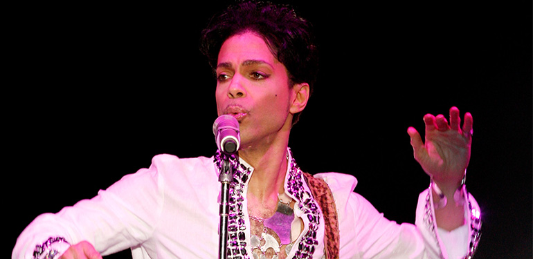 Musical Legend Prince Dies at Age 57