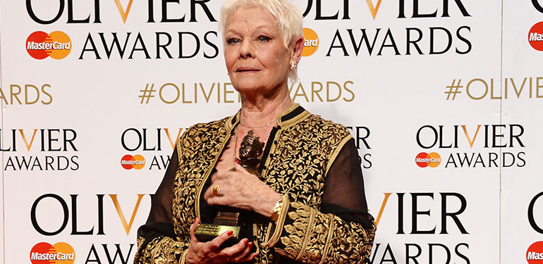 Britains Best Actress Judi Dench Breaks Record