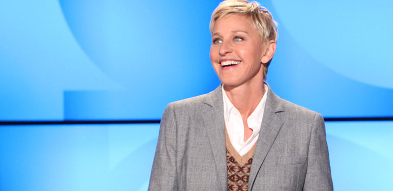 Ellen DeGeneres Takes on Mississippi's Religious Freedom Bill
