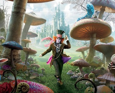 Alice Through the Looking Glass Falls Short of Expectations