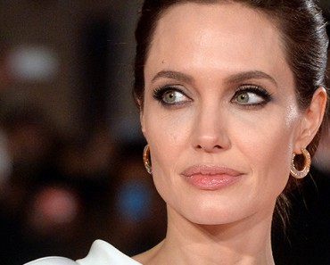Angelina Jolie Becomes Professor at London University