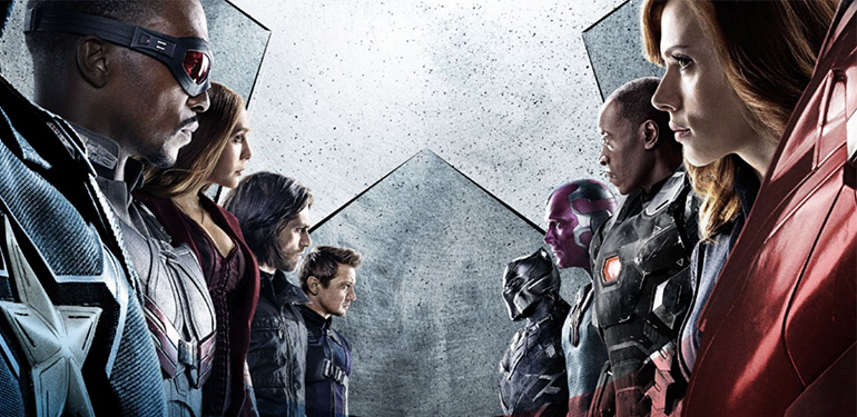 Captain America: Civil War Reviews Deem It Nearly Perfect