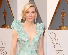 Cate Blanchett Named Goodwill Ambassador by UNHCR
