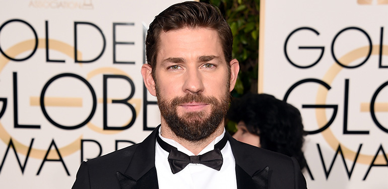 John Krasinksi Is the New Jack Ryan in Upcoming TV Series