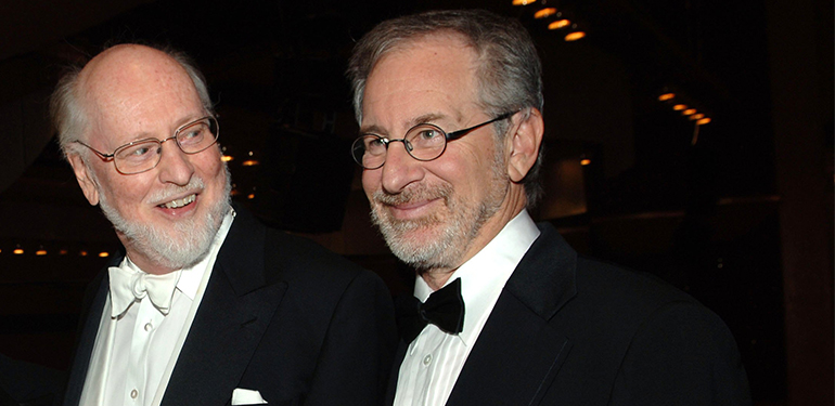 Steven Spielberg to Present John Williams with AFI Award