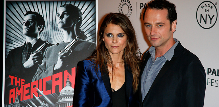 Keri Russell and Matthew Rhys' First Child Has Arrived