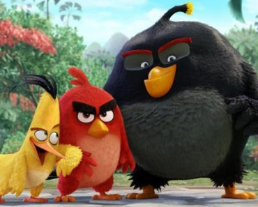 The Angry Birds Movie Perches at No. 1 Spot in 37 Countries