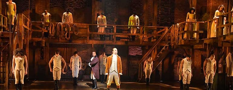 Hamilton Musical Dominates the Tony Awards