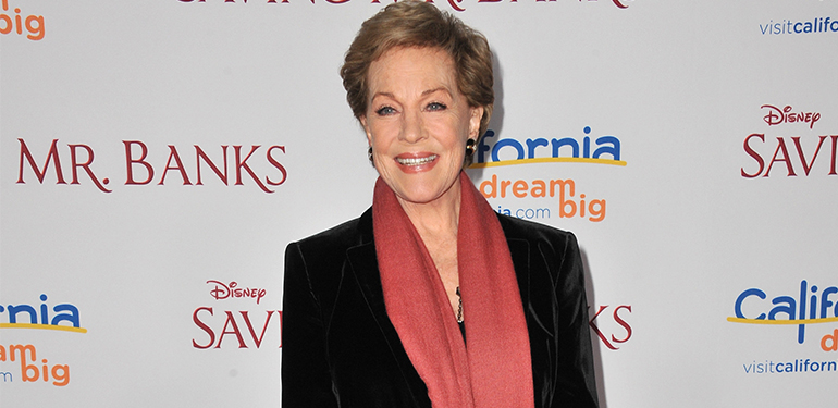 Julie Andrews to Star in Netflix-Produced Children's Show